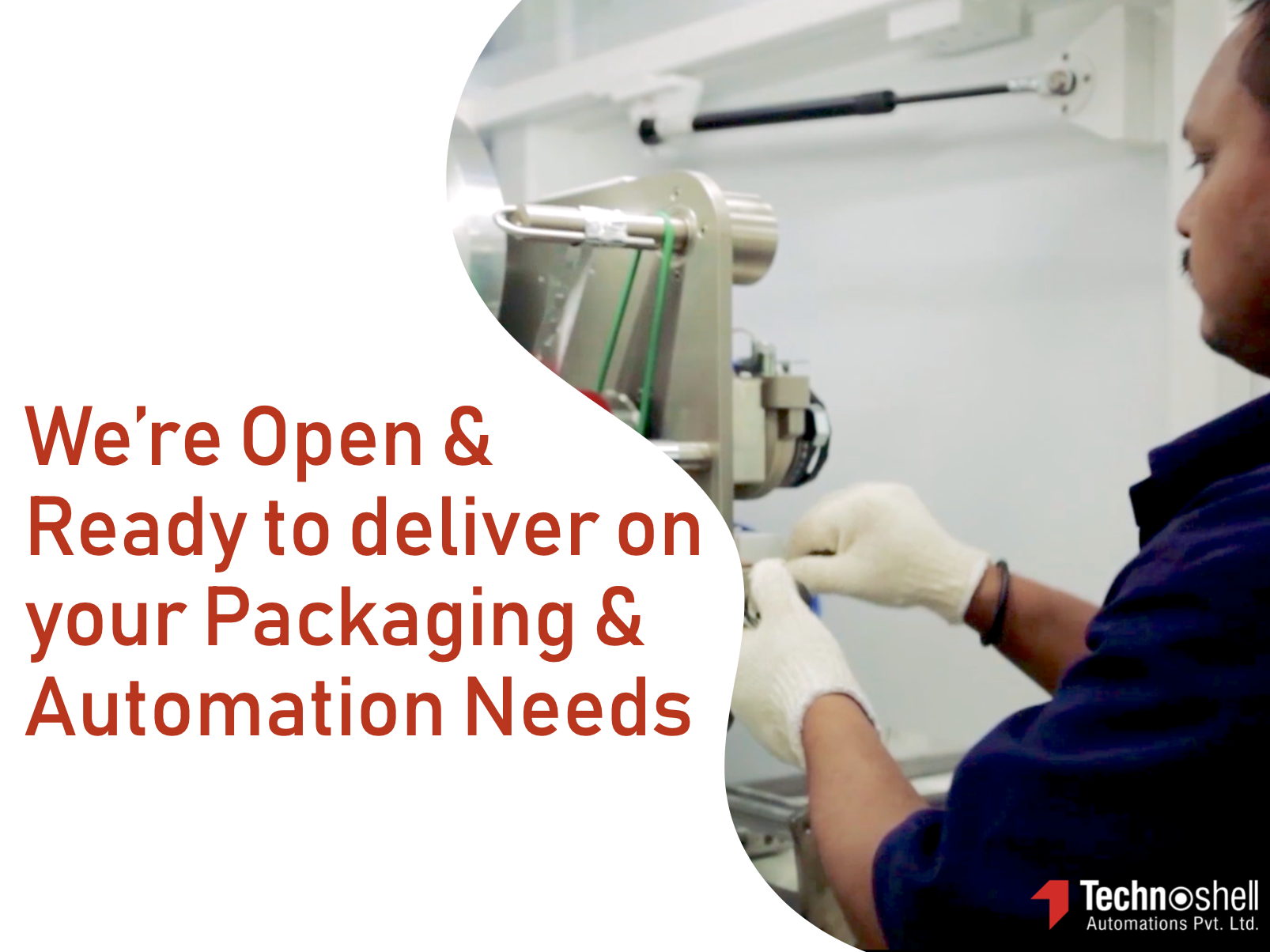 We are Open and Ready to Deliver on Your Packaging Needs - Post Lockdown Update