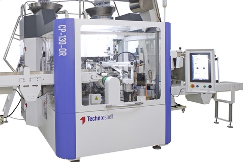 Tube Capping Machine CP-130-OR